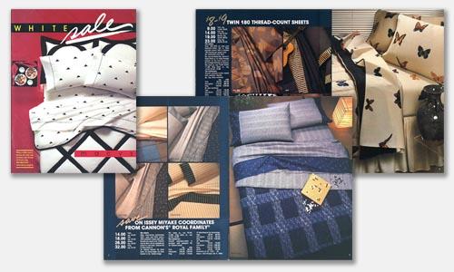freelance graphic design sample portfolio catalog design