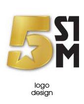 logo design portfolio page