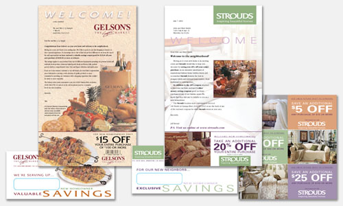 Graphic Design Sample: Direct Response Design