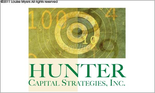 Hunter Logo design sample