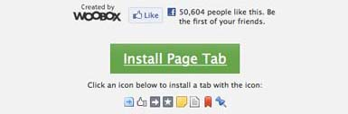 Facebook Timeline Fan Page: How to Add Tabs 1