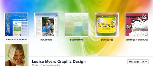 Facebook timeline cover photo size free template ideas for Facebook page design template free