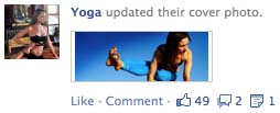 facebook cover photo in the news feed