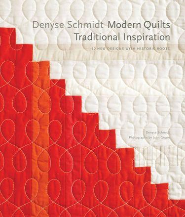 Former Graphic Designer Denyse Schmidt's new quilt book