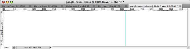 How to Create your Google Plus Cover Photo step 2