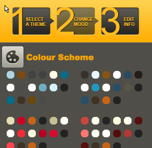 creating infographics color