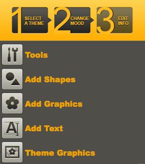 creating infographics edit info