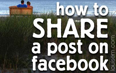 How to Share a Post on Facebook via PC/Mac, iPhone, or Android
