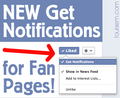 How to beat facebook edgerank new get notifications louise myers