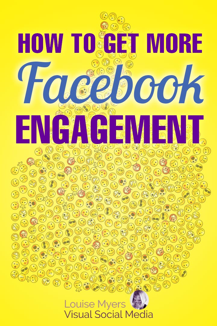 thumbs up get more Facebook engagement pinnable image