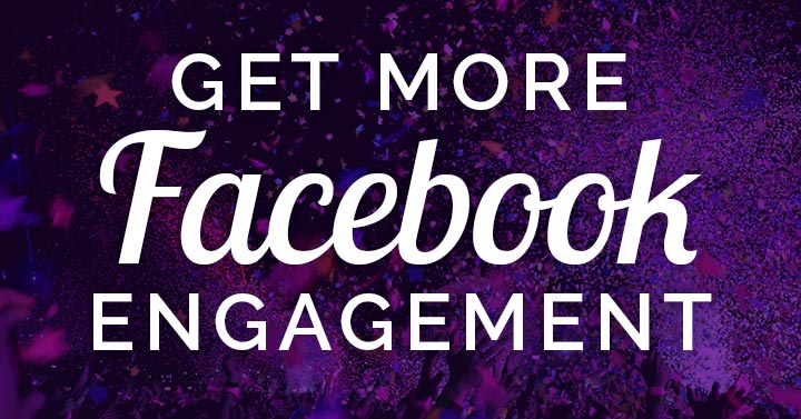 get more Facebook engagement banner
