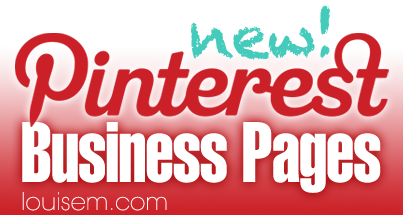 NEW! Pinterest for Business to Help Your Brand Visibilty!