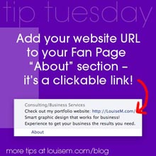 facebook marketing strategy: quick tips images