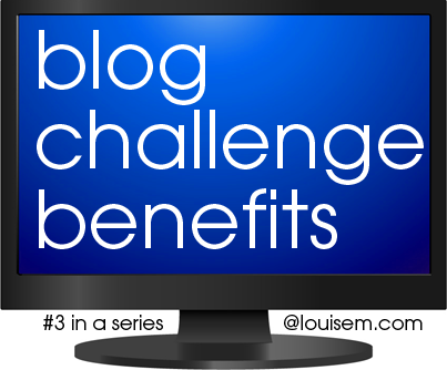 12 Blog Challenge Benefits Beyond the Blog