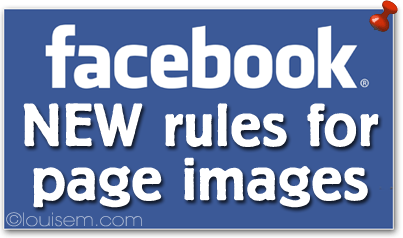 Beware! Facebook Cover Photos and Ads Restricted to 20% Text