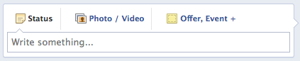 How to Post a Link on Facebook: Status