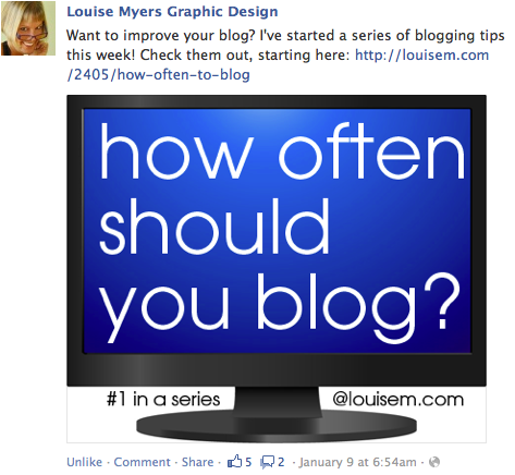 How to Post a Link on Facebook to Get NOTICED in the News Feed!