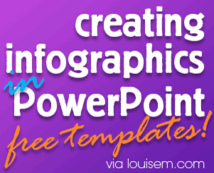 creating infographics with powerpoint templates: infographic, Modern powerpoint