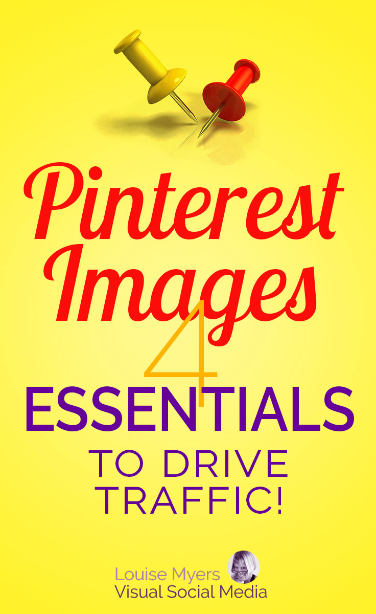 These Pinterest image essentials will help you make the BEST pins! Must-read EASY tips and tricks from a pro graphic designer with over a million repins.