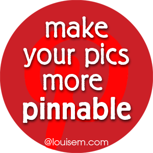 Pinterest Pictures: Make 'em Pinnable, Make 'em POP!
