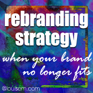 My Rebranding Strategy: Why, How, and What It Means to You!