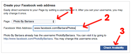 How to Change Your Facebook Page URL