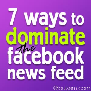 7 Ways to Use Facebook Page Photos to Dominate the News Feed