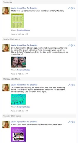 Post Planner for Facebook Engagement