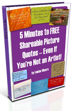 How to Make Picture Quotes Fast! FREE Report