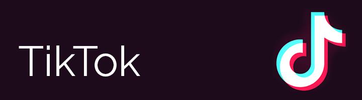 TikTok banner image.