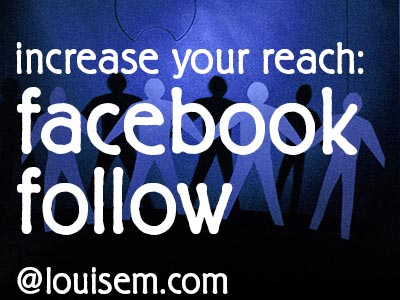 Facebook Follow: Expand Your Reach Beyond Your Fan Page
