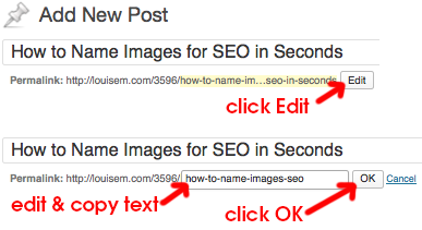 How to Name Images for SEO