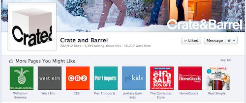 Las sugerencias para páginas de Facebook similares pueden atraer nuevos seguidores a sus competidores.