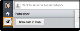 How to Bulk Schedule Tweets Step 1