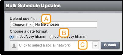 How to Bulk Schedule Tweets Step 3