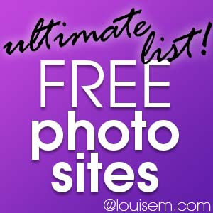 Ultimate List of Free Photo Sites!