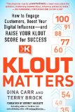 Klout Matters book
