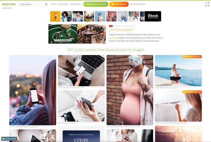 picjumbo free photos of women