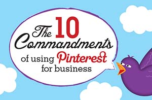 Pinterest for Business Rules
