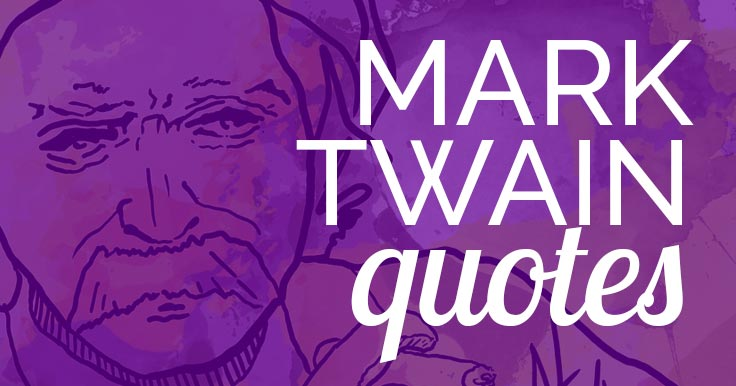 Mark Twain Quotes header image