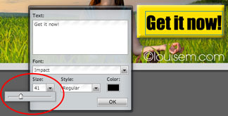 How to Easily Add Text to Pictures in a Free Photo Editor step 3