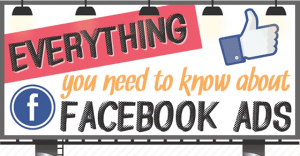 Facebook Ads Infographic: All You Need to Know!