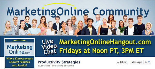 facebook cover photo for marketing a chat