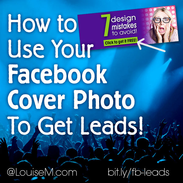 Facebook Cover Photo Marketing: 7 Ways to Get More Leads!