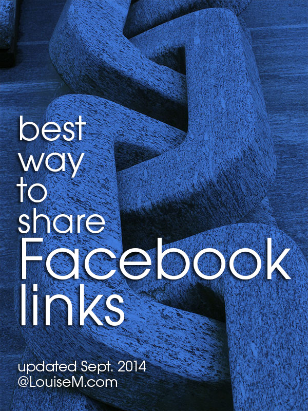 Facebook Page Posts: Link Shares Get Priority in News Feed