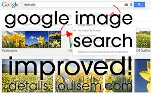 Google Image Search Just Got Awesome