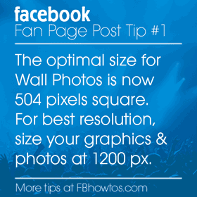 Be Square Best Facebook Photo Sizes 2014 For Your Fan Page Wall