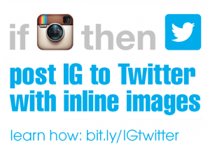 How to Post from Instagram to Twitter So Your Image Shows Up
