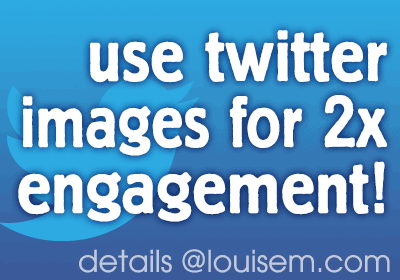 Use Twitter Images and Double Your Engagement