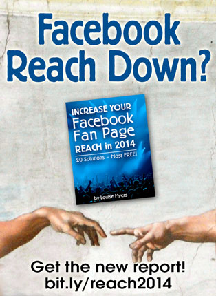 Increase Facebook Reach 2014: NEW Report!